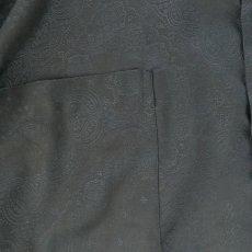 画像5: VARDE77 BANDANA JACQUARD SHIRTS BLACK (5)