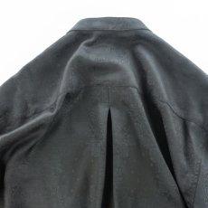 画像8: VARDE77 BANDANA JACQUARD SHIRTS BLACK (8)