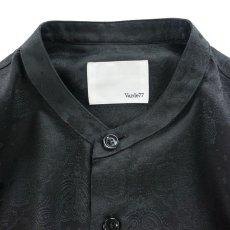 画像3: VARDE77 BANDANA JACQUARD SHIRTS BLACK (3)
