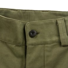 画像3: VARDE77 FRENCH ARMY M-47 TROUSERS OLIVE (3)