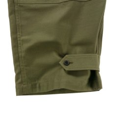 画像9: VARDE77 FRENCH ARMY M-47 TROUSERS OLIVE (9)