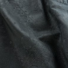 画像3: VARDE77 BANDANA JACQUARD EASY PANTS BLACK (3)