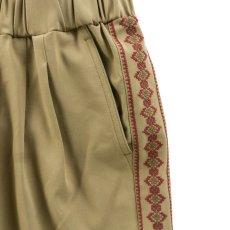 画像4: VARDE77 STICH LINE EASY PANTS BEIGE (4)