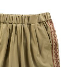 画像3: VARDE77 STICH LINE EASY PANTS BEIGE (3)