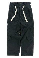 画像1: VARDE77 RAF 50'S EASY PANTS  BLACK (1)