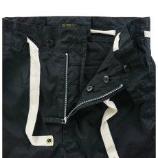 画像4: VARDE77 RAF 50'S EASY PANTS  BLACK (4)