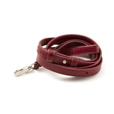 画像2: Demiurvo CROCO STRAP wine red (2)