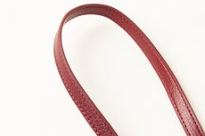 画像5: Demiurvo CROCO STRAP wine red (5)