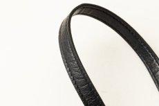 画像6: Demiurvo CROCO STRAP black (6)