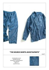 画像6: VARDE77 THE SOURCE EASY PANTS (6)