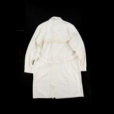 画像8: WHITE&WHITE DOCTOR COAT (8)