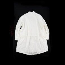 画像6: INNOCENCE LAYERED MODS COAT white (6)
