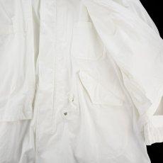 画像4: INNOCENCE LAYERED MODS COAT white (4)