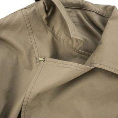 画像3: DOUBLE NECK LONG SHIRTS brown (3)