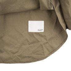 画像5: DOUBLE NECK LONG SHIRTS brown (5)