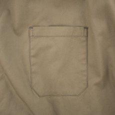 画像4: DOUBLE NECK LONG SHIRTS brown (4)