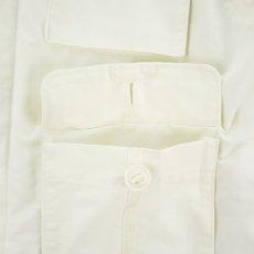 画像4: POCKET BIG VEST WHITE (4)
