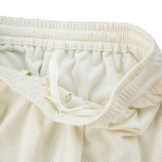 画像3: THE SOURCE MESH TRANING PANTS WHITE (3)