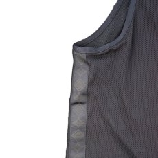 画像4: THE SOURCE MESH TRANING TANK TOP BLACK (4)
