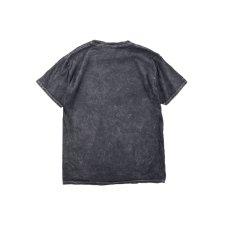 画像2: JUNKIE HEART DYED T-SHIRTS BLACK (2)