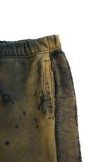 """画像3: """"劣化"""" LINE SWEAT PANTS (3)"""
