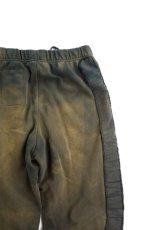 """画像2: """"劣化"""" LINE SWEAT PANTS (2)"""