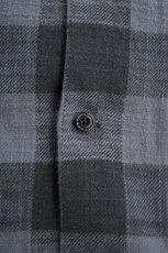 """画像3: """"傷だらけ"""" ネルシャツ BLOCK (3)"""