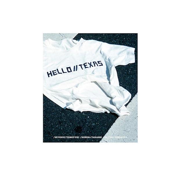 画像1: 「HELLO//TEXAS・ある意味、アートピースとしてのビンテージTシャツ」 (1)