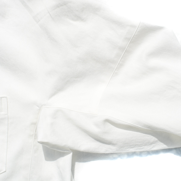 画像3: Mechanic work shirts White
