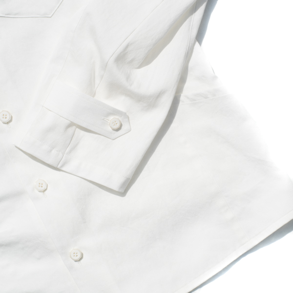 画像4: Mechanic work shirts White