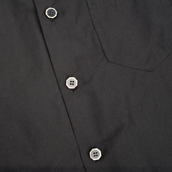 画像2: Mechanic work shirts Black