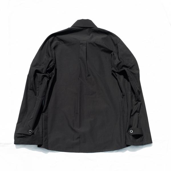 画像5: Mechanic work shirts Black