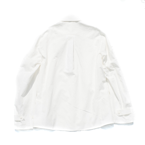 画像5: Mechanic work shirts White