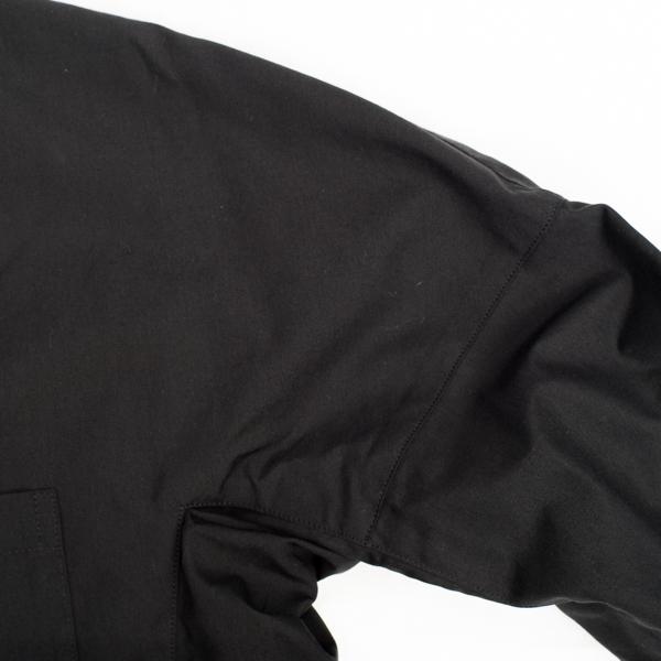 画像3: Mechanic work shirts Black