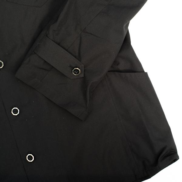 画像4: Mechanic work shirts Black