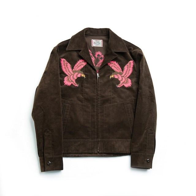 画像1: FFA JACKET BROWN