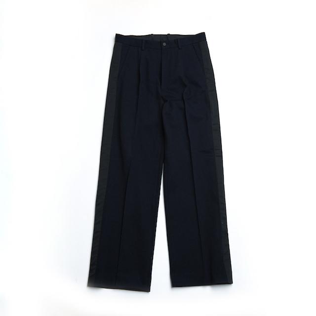 画像1: WOOL BIG LINE PANTS