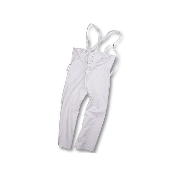 画像2: High waist wide work pants
