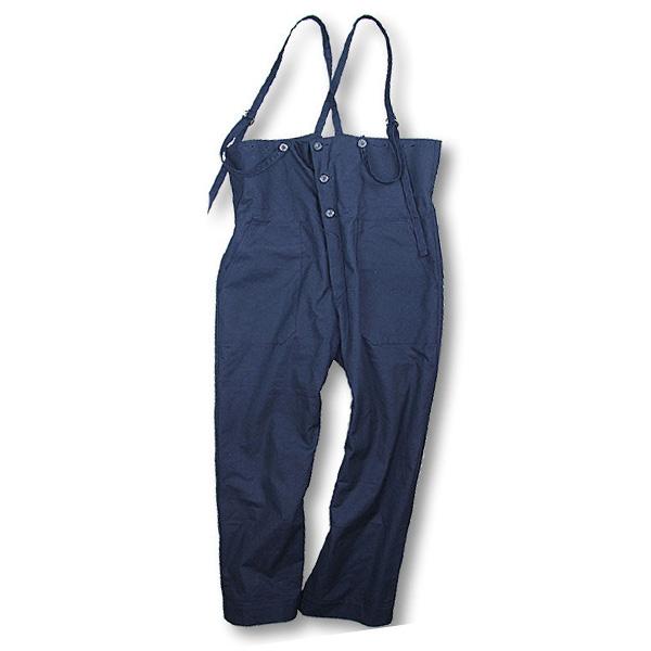画像1: High waist wide work pants
