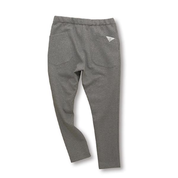 画像1: Easy skinny pants GRAY