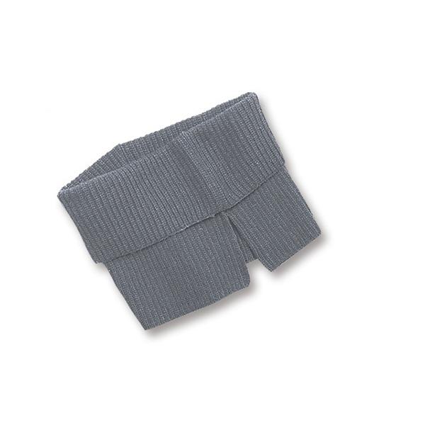 画像1: Knit high neck warmer