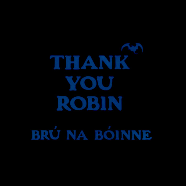 画像1: THANK YOU ROBIN  (1)