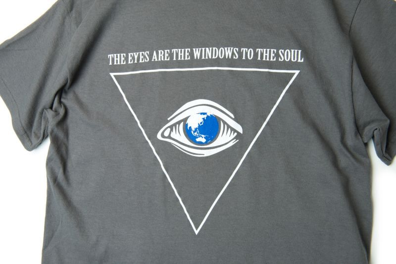 画像3: THE EYES T-SHIRT C.GRAY