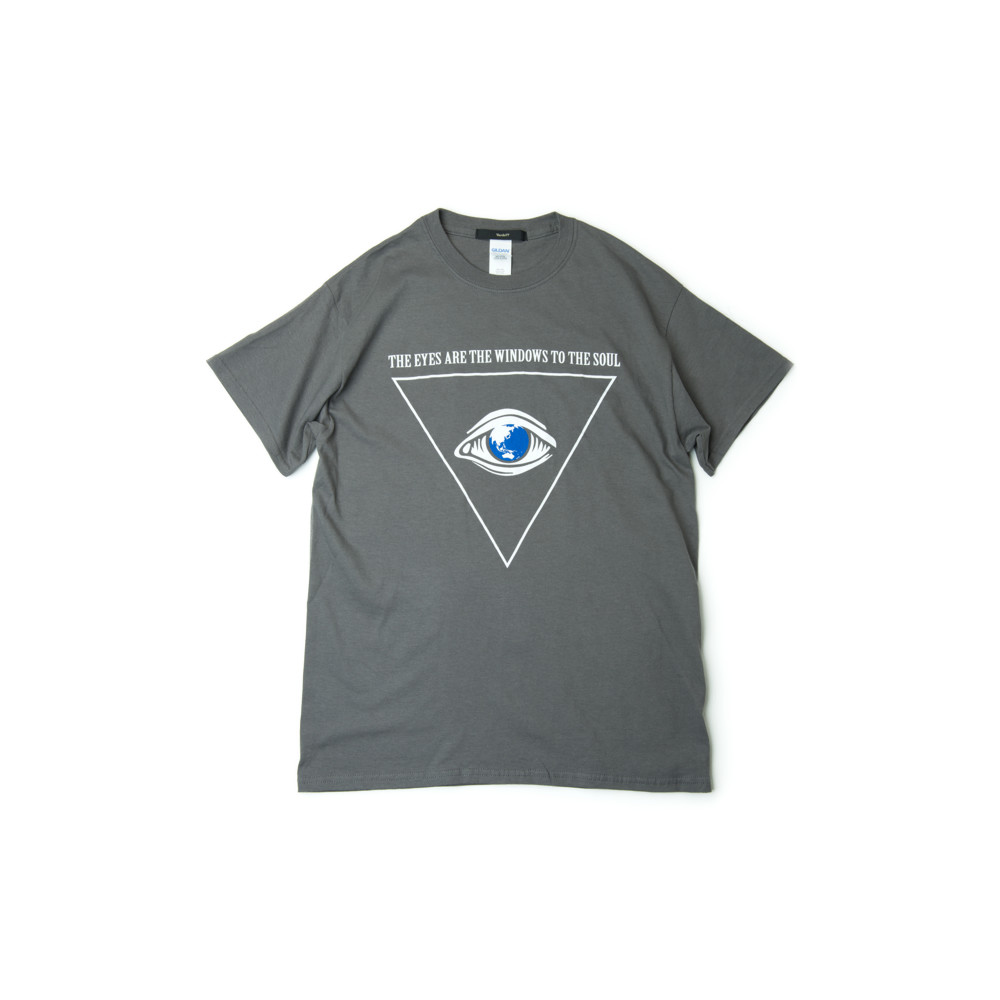 画像1: THE EYES T-SHIRT C.GRAY