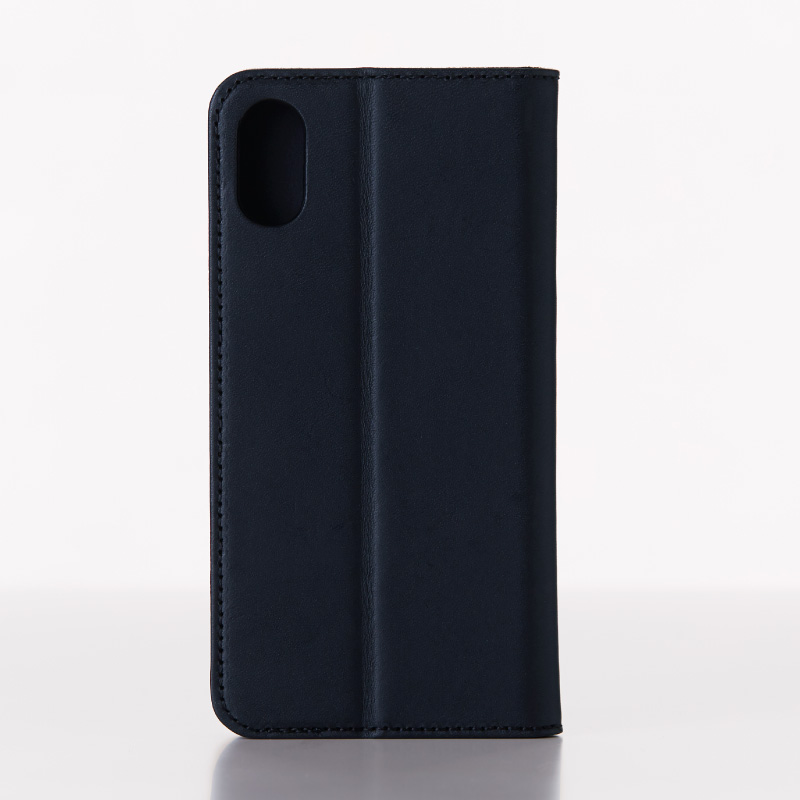 画像2: Demiurvo i-PHONE CASE 『PEBBLY』navy