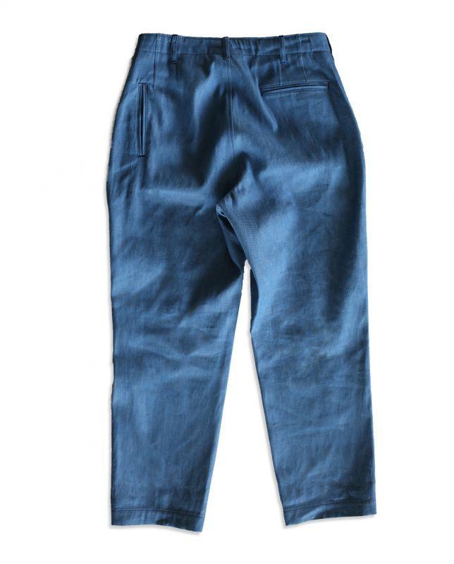 画像3: EYELET DENIM PANTS BLUE