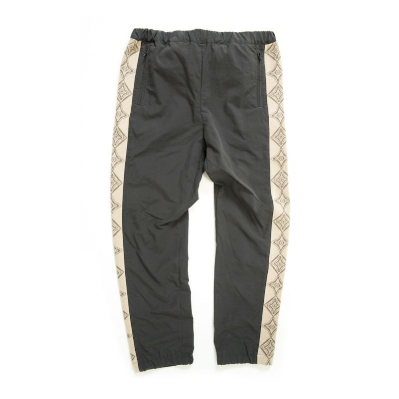 画像1: THE SOURCE TRAINING PANTS CHACOLE BRAY (1)