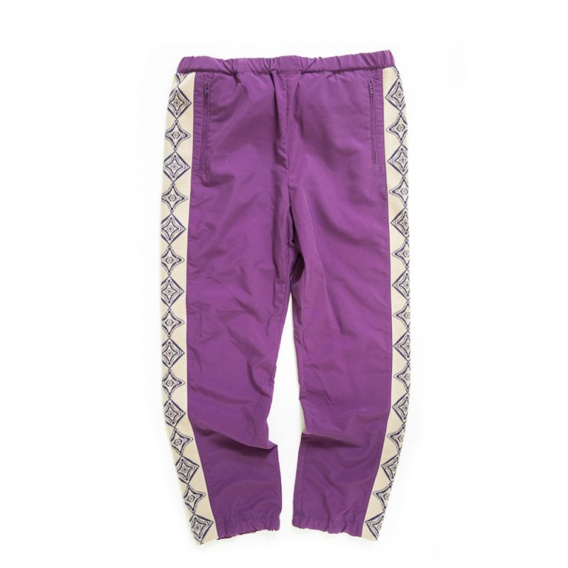 画像1: THE SOURCE TRAINING PANTS PURPLE (1)