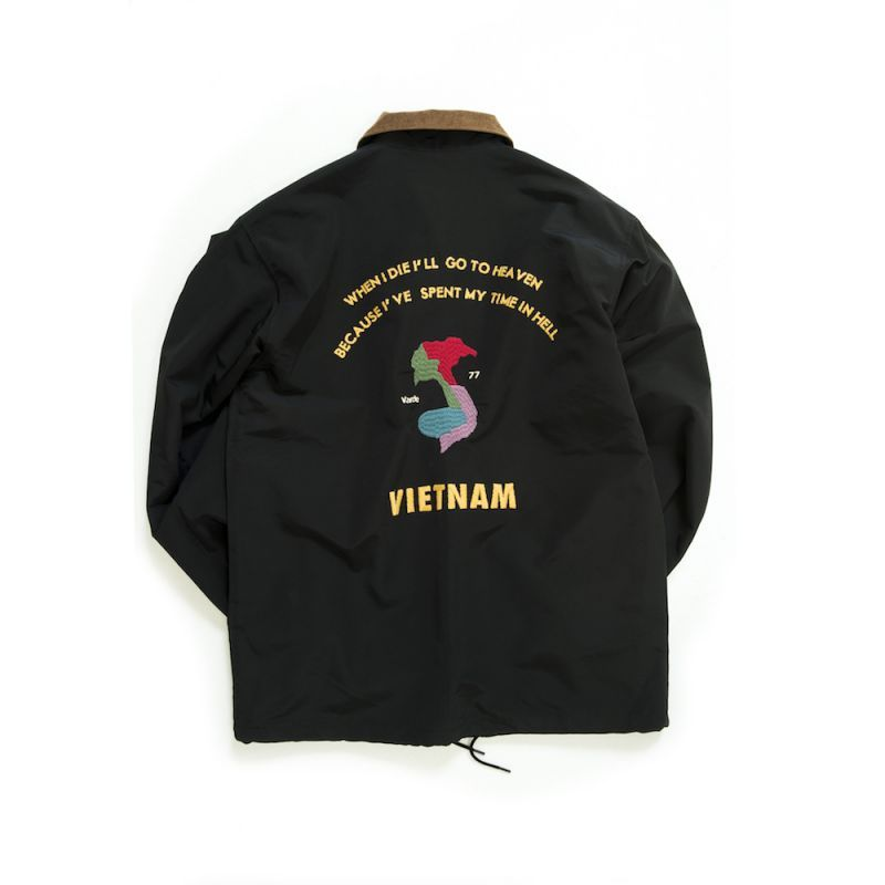 画像2: VIETNAM COACH JACKET