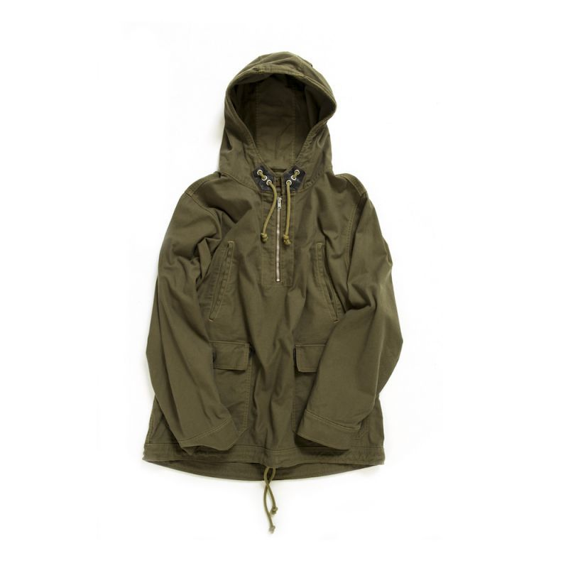 画像1: US ARMY D-2 TYPE PARKA (1)